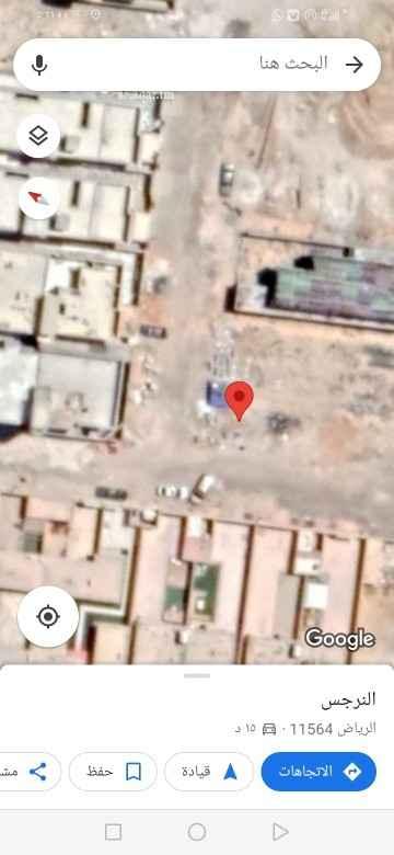 أرض للبيع في شارع محمود الراجحي ، حي النرجس ، الرياض ، الرياض