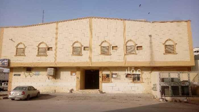 عمارة للإيجار في شارع القاضي الاشبـيلي ، حي الدار البيضاء ، الرياض