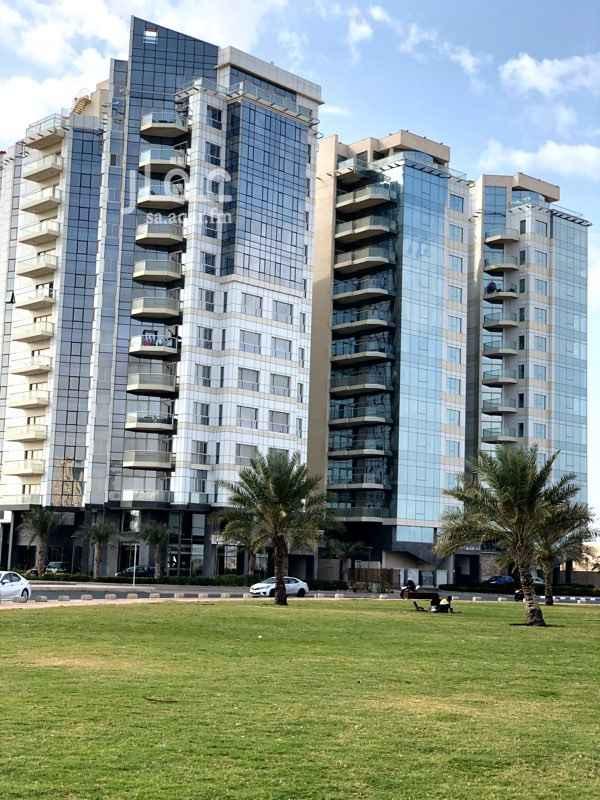 شقة للإيجار في طريق الملك عبدالعزيز ، حي ابحر الجنوبية ، جدة