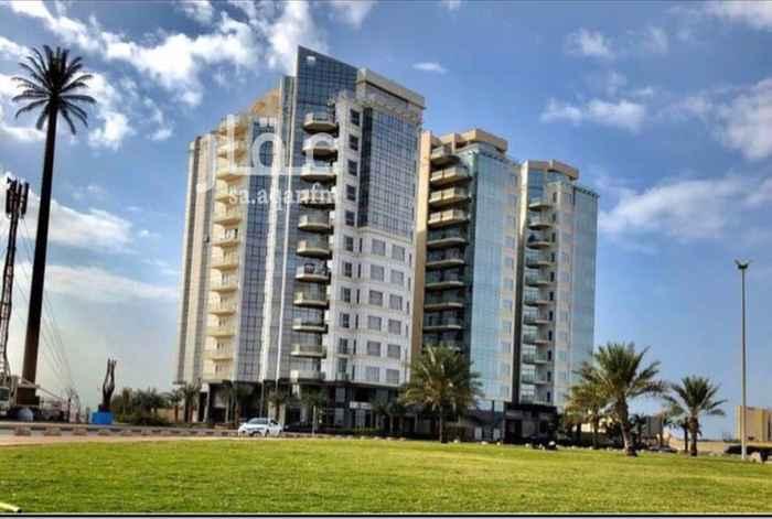 شقة مفروشة في طريق الملك عبدالعزيز ، حي ابحر الجنوبية ، جدة ، جدة