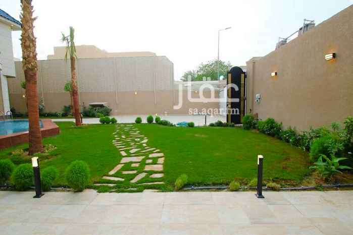 فيلا للبيع في شارع محايدة ، حي حطين ، الرياض