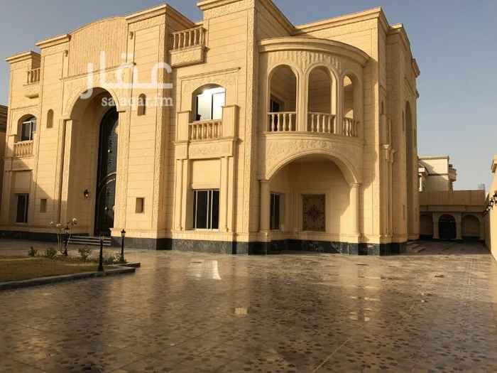 فيلا للبيع في شارع حنيف بن سعيد ، حي حطين ، الرياض