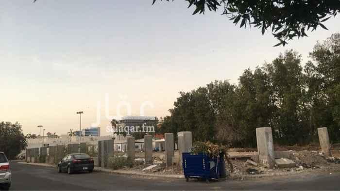أرض للإيجار في شارع نور البشرى, حي الخالدية, جدة