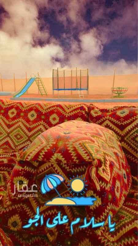 مخيم للإيجار في حي مطار الملك خالد الدولي ، الرياض ، الرياض