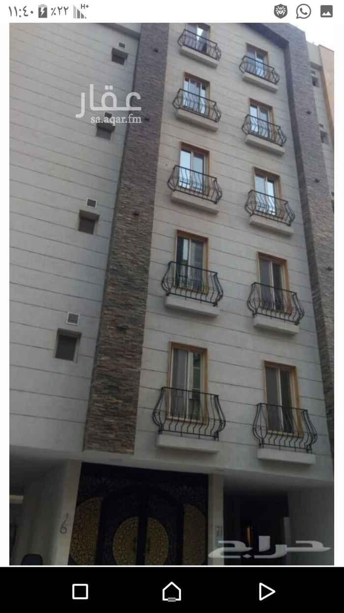 شقة للإيجار في شارع بئر الرجابيه ، حي مشرفة ، جدة ، جدة