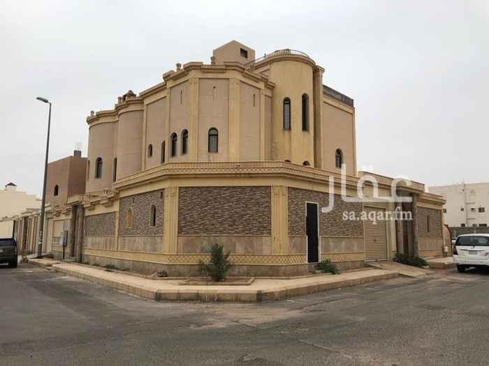 فيلا للبيع في شارع بشر بن عبدالله السلمى ، حي الدفاع ، المدينة المنورة ، المدينة المنورة