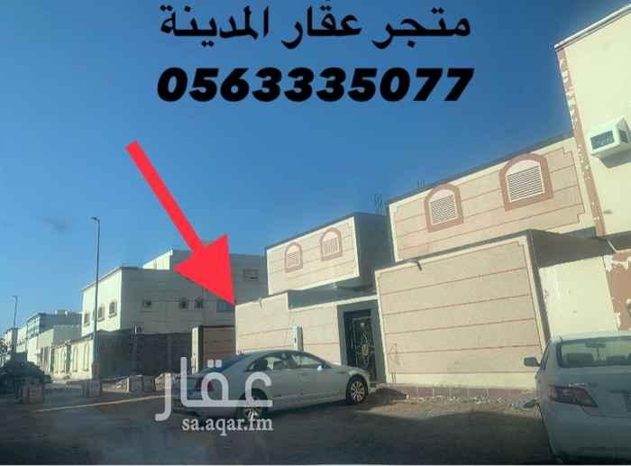 دور للبيع في حي ، شارع عروة بن عوف بن عبيد ، حي السكة الحديد ، المدينة المنورة ، المدينة المنورة