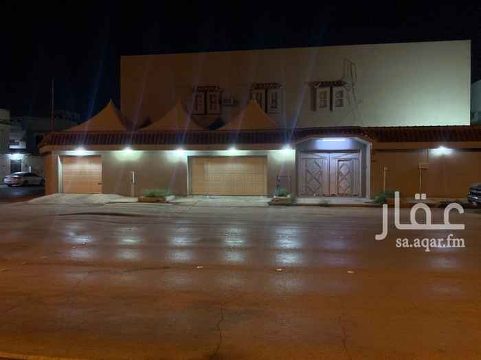 فيلا للبيع في شارع احمد شوقي ، حي بدر ، الرياض ، الرياض