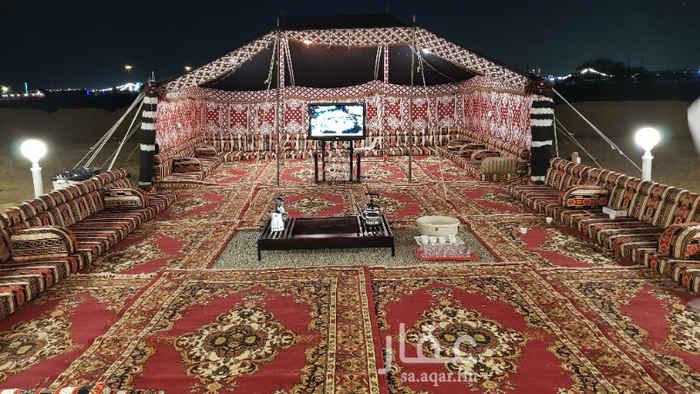 مخيم للإيجار في حي السنابل ، جدة ، جدة