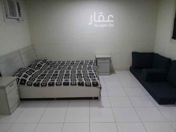 غرفة للإيجار في شارع ابن رشيق ، حي الملك فيصل ، الرياض