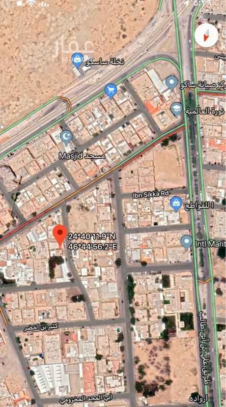 فيلا للبيع في شارع ابي منصور البزاز ، حي جرير ، الرياض
