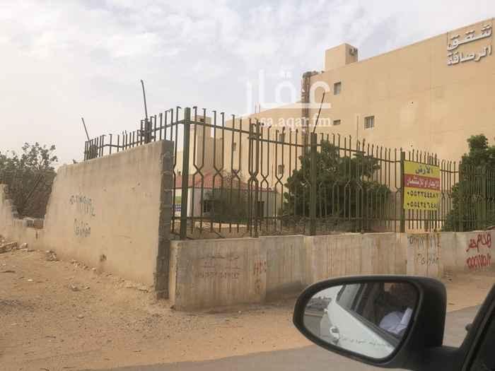 أرض للبيع في شارع محمد بن غريب ، حي المعيزيلة ، الرياض ، الرياض