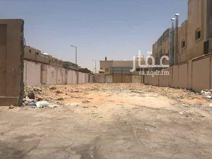 أرض للبيع في شارع الثرياء ، حي النسيم الشرقي ، الرياض ، الرياض