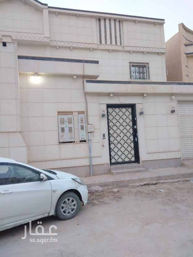 دور للإيجار في شارع الأعلم النحوي ، حي الرمال ، الرياض