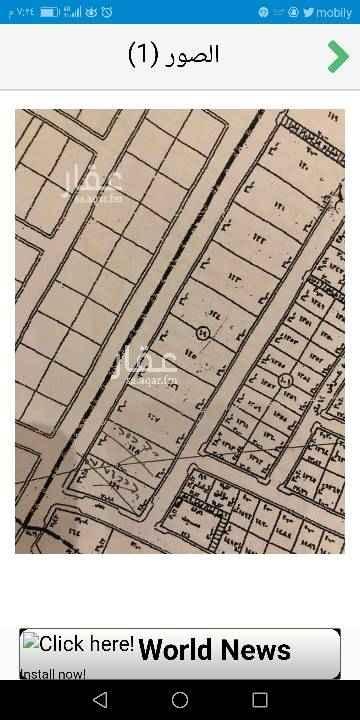 أرض للبيع في طريق النفود ، حي عكاظ ، الرياض