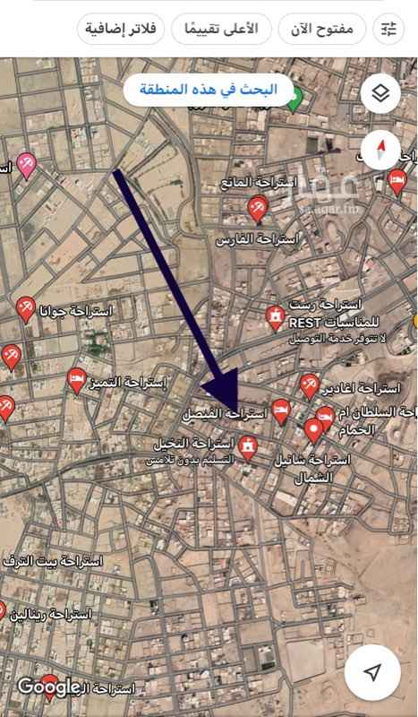 استراحة للبيع في شارع يحيى شيخ الخادم ، حي الرحمانية ، جدة ، جدة