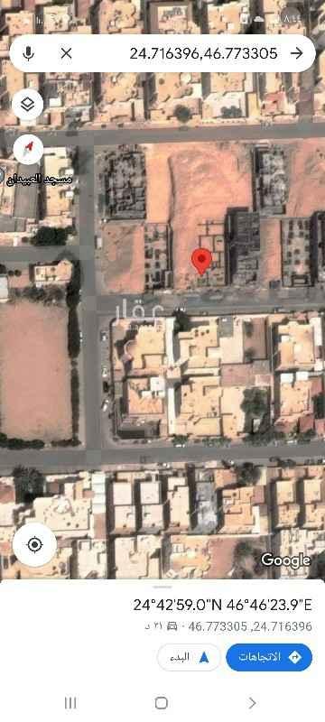 أرض للبيع في شارع الديار ، حي غرناطة ، الرياض ، الرياض