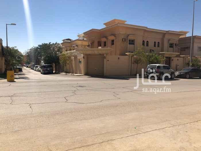 فيلا للبيع في شارع الامير هذلول بن عبدالعزيز ، حي الملك فهد ، الرياض