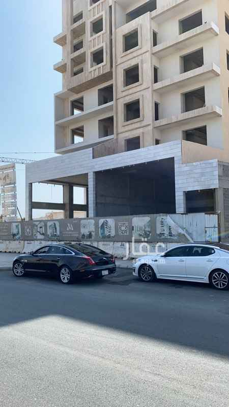 محل للإيجار في طريق الملك عبدالعزيز ، حي البساتين ، جدة ، جدة
