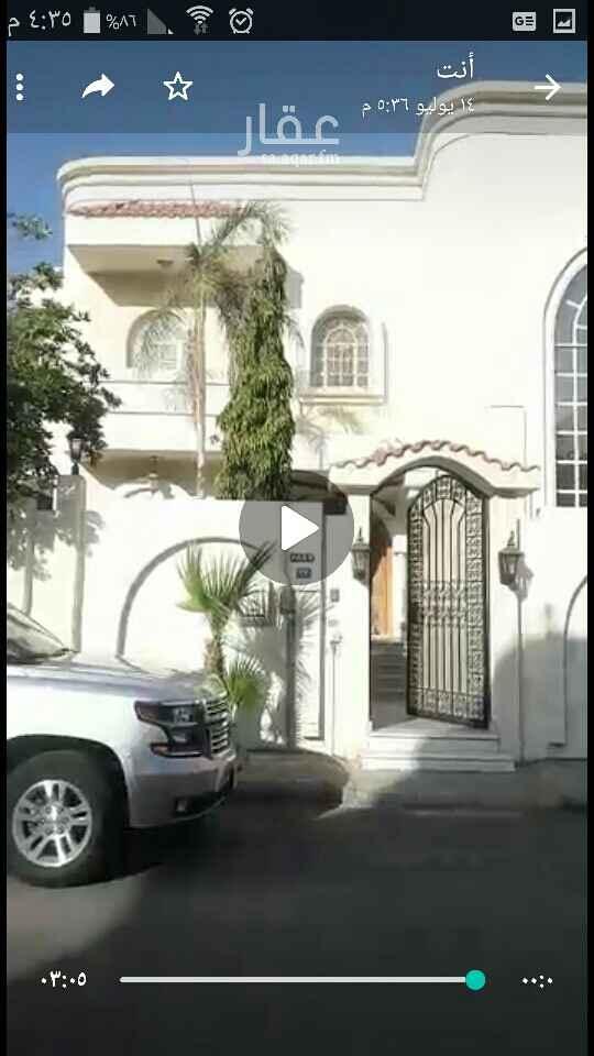 فيلا للبيع في شارع دارالحجاج ، حي النهضة ، جدة ، جدة