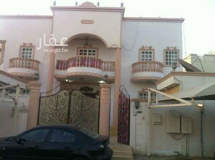 فيلا للبيع في شارع ابن مسلمة ، حي النهضة ، جدة ، جدة