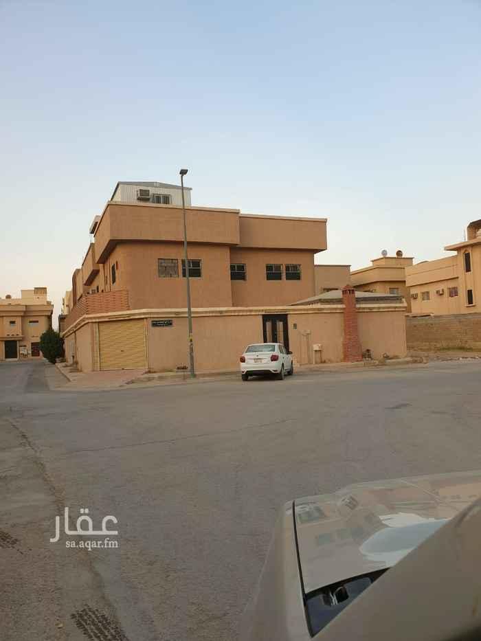 فيلا للبيع في شارع ابي المجد بن سنان ، حي الروضة ، الرياض ، الرياض