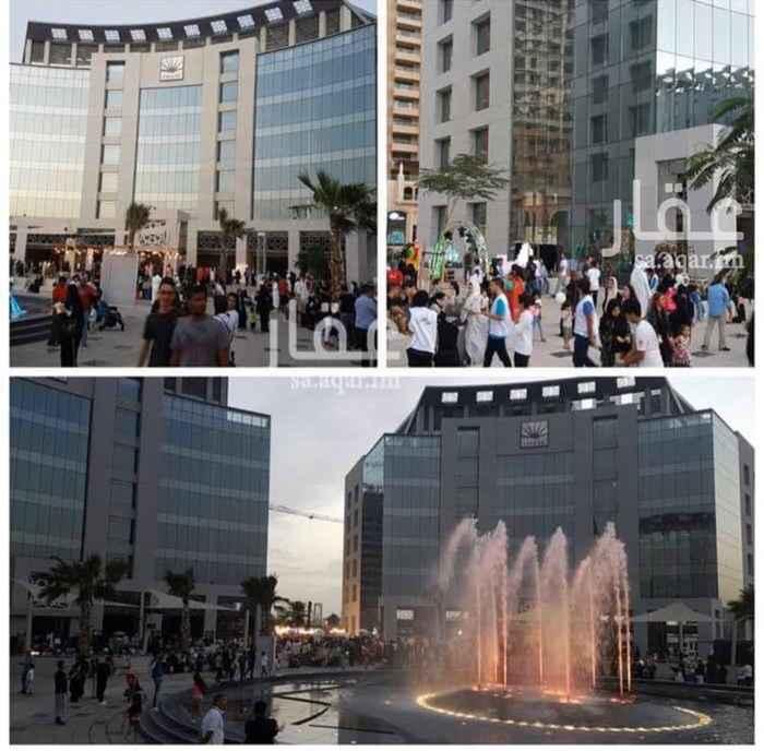 مكتب تجاري للإيجار في جدة ، حي الفيحاء ، جدة