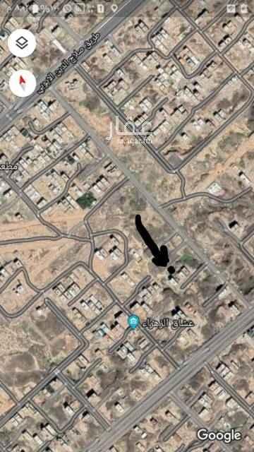 أرض للبيع في شارع عبدالحميد بن عمران ، حي الغراء ، المدينة المنورة