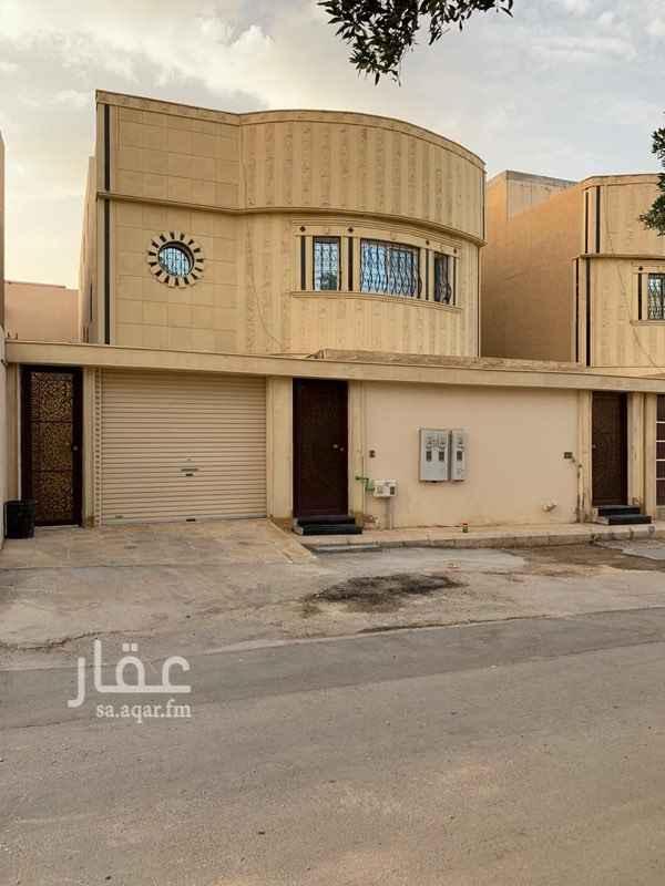 فيلا للإيجار في شارع الكاظمة ، حي الحزم ، الرياض ، الرياض