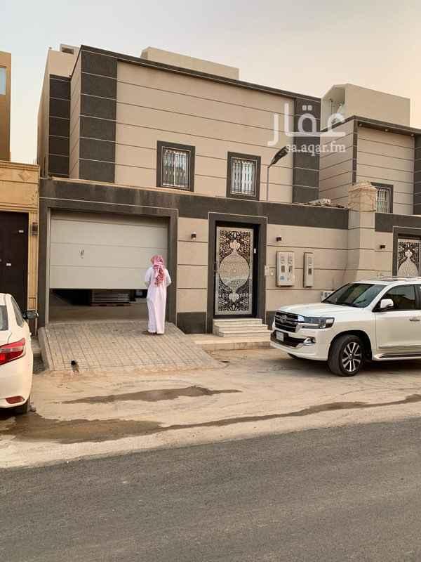 فيلا للإيجار في شارع المجيمر ، حي الحزم ، الرياض ، الرياض