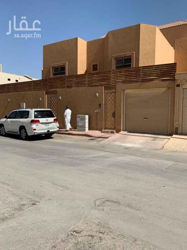 فيلا للإيجار في شارع الماطري ، حي الحزم ، الرياض ، الرياض