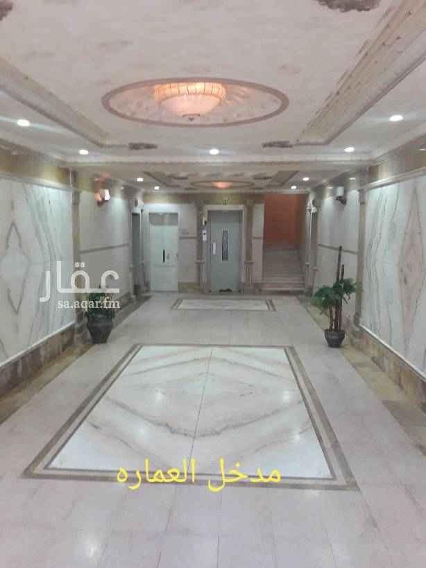 شقة للبيع في شارع ابو يزيد اللقيطي ، حي الزهراء ، جدة
