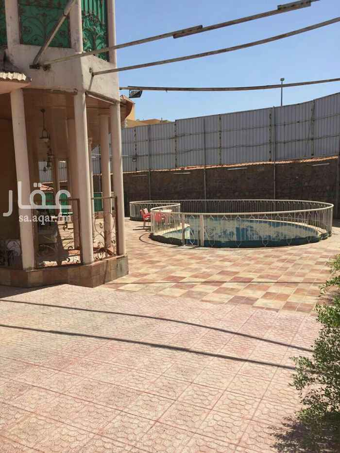 استراحة للإيجار في شارع سليم بن جابر ، حي الملك فهد ، المدينة المنورة ، المدينة المنورة