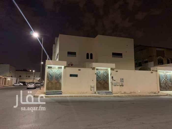 فيلا للبيع في شارع الصرح ، حي الزهرة ، الرياض