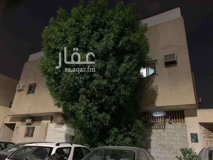 عمارة للبيع في شارع لبيد بن ربيعة ، حي الزهرة ، الرياض