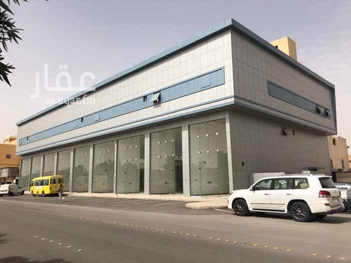 عمارة للبيع في شارع الامام مسلم ، حي بدر ، الرياض