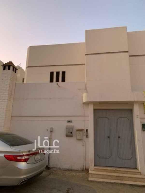 دور للإيجار في شارع الهيثم بن الاسود ، حي الزهرة ، الرياض ، الرياض