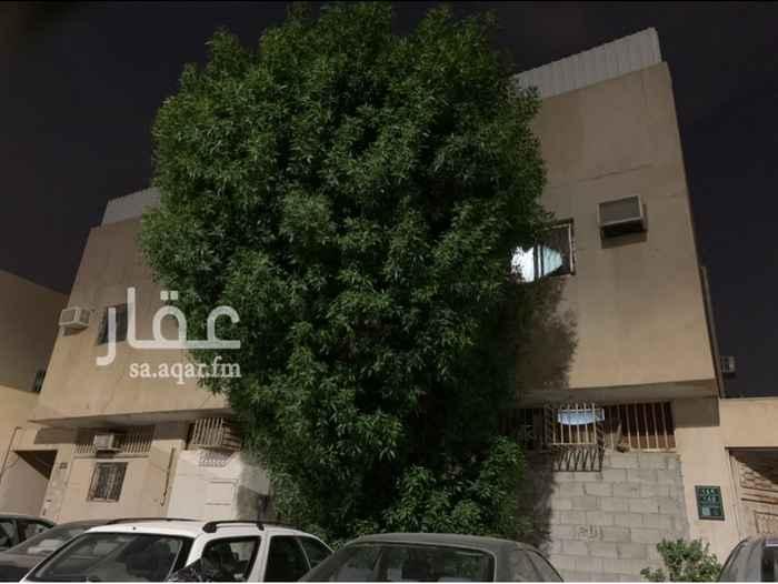 عمارة للبيع في شارع لبيد بن ربيعة ، حي الزهرة ، الرياض ، الرياض