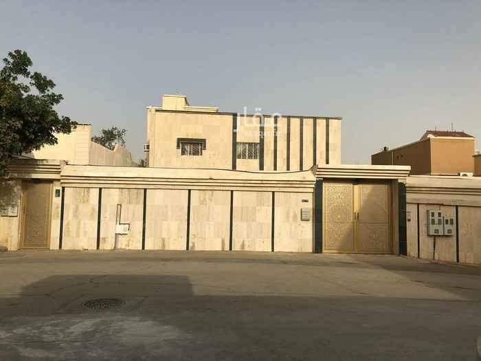 فيلا للبيع في طريق عمر بن عبد العزيز الفرعي ، حي جرير ، الرياض ، الرياض