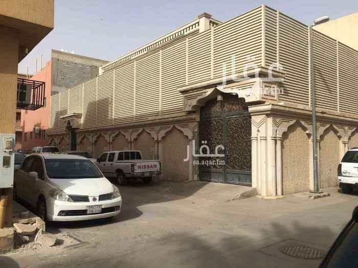 فيلا للبيع في طريق الملك فيصل ، حي المربع ، الرياض ، الرياض
