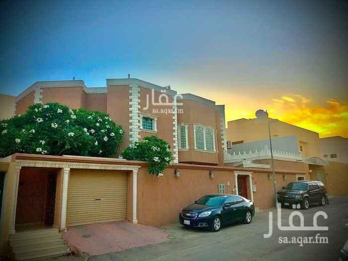 فيلا للبيع في شارع عبدالرحمن اللخمي ، حي ظهرة البديعة ، الرياض ، الرياض