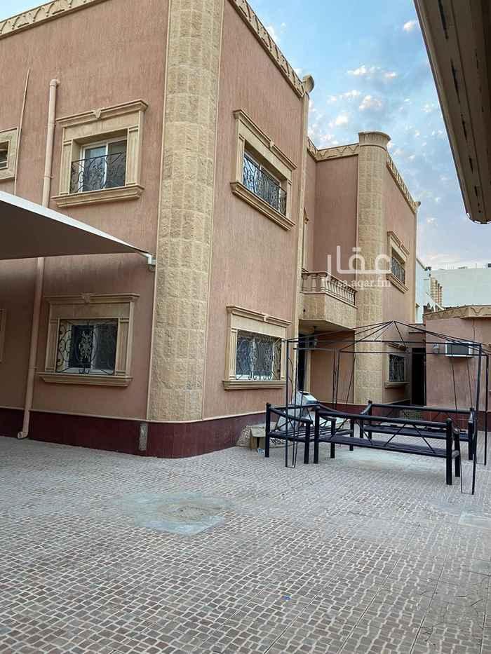 فيلا للبيع في شارع الشيخ عبدالله العنقري ، حي الورود ، الرياض ، الرياض