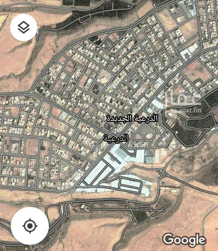 أرض للبيع في شارع عبدالله الخزرجي ، حي الدرعية الجديدة ، الرياض ، الرياض