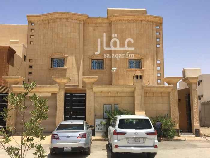 فيلا للبيع في حي ظهرة لبن ، الرياض