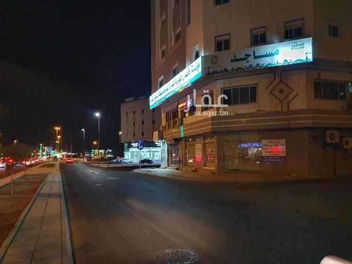محل للإيجار في طريق الملك عبد العزيز ، حي الاسكان ، المدينة المنورة