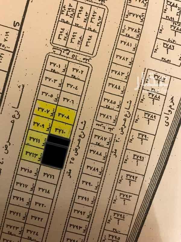 أرض للإيجار في شارع عبدالملك بن العباس ، حي المهدية ، الرياض ، الرياض