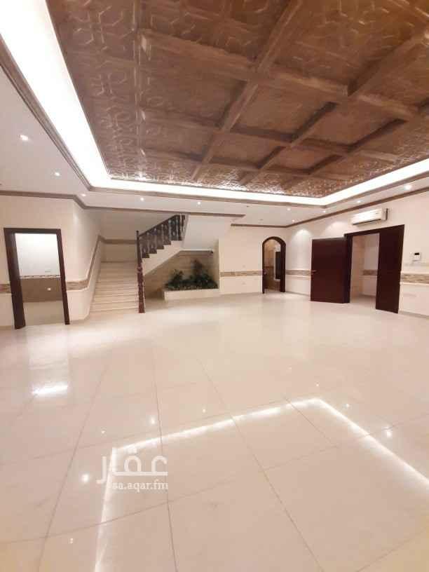 فيلا للإيجار في شارع سلبمان الخزاعي ، حي البساتين ، جدة ، جدة