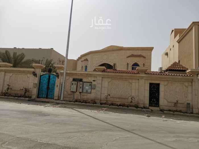 فيلا للبيع في شارع التاج ، حي الحمراء ، الرياض ، الرياض