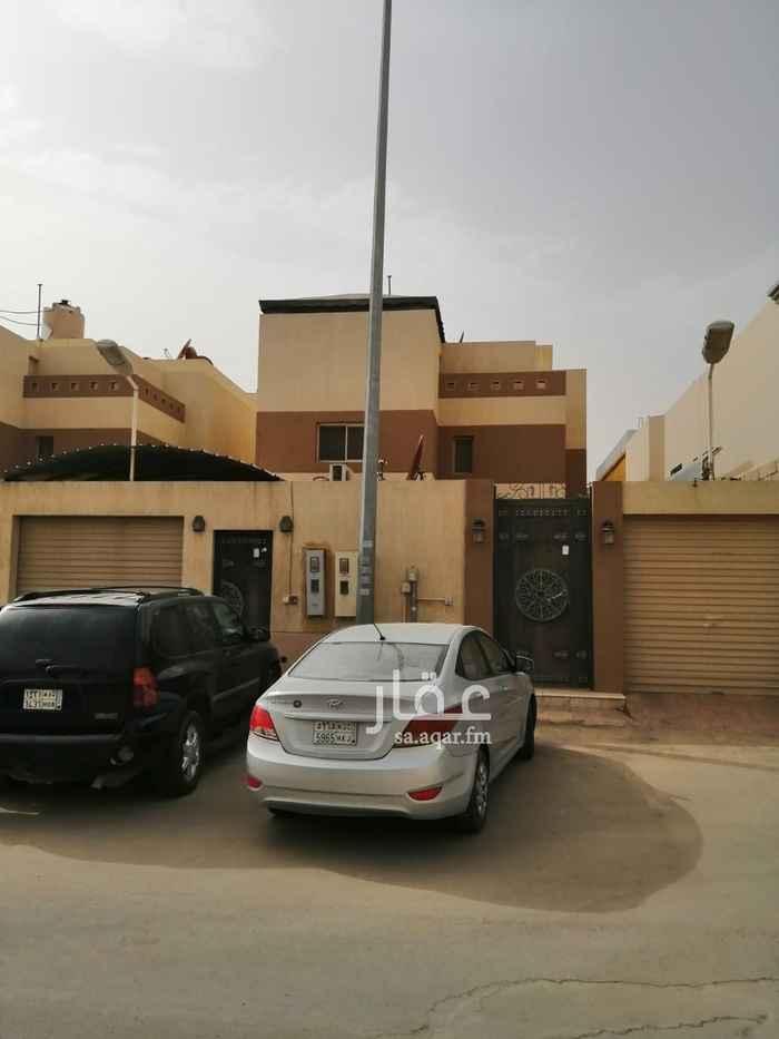 فيلا للبيع في شارع هبة الله البوصيري ، حي العقيق ، الرياض ، الرياض
