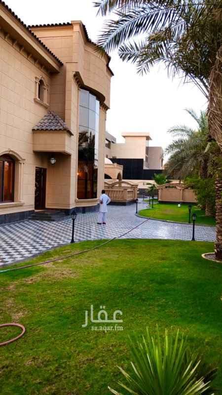 فيلا للبيع في شارع سمرا ، حي العقيق ، الرياض
